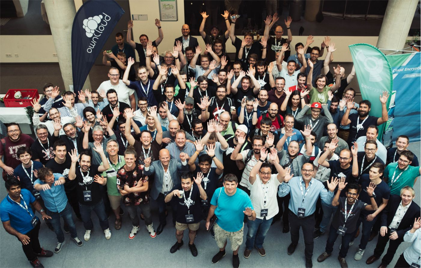 Become a Speaker at ownCloud Conference 2019