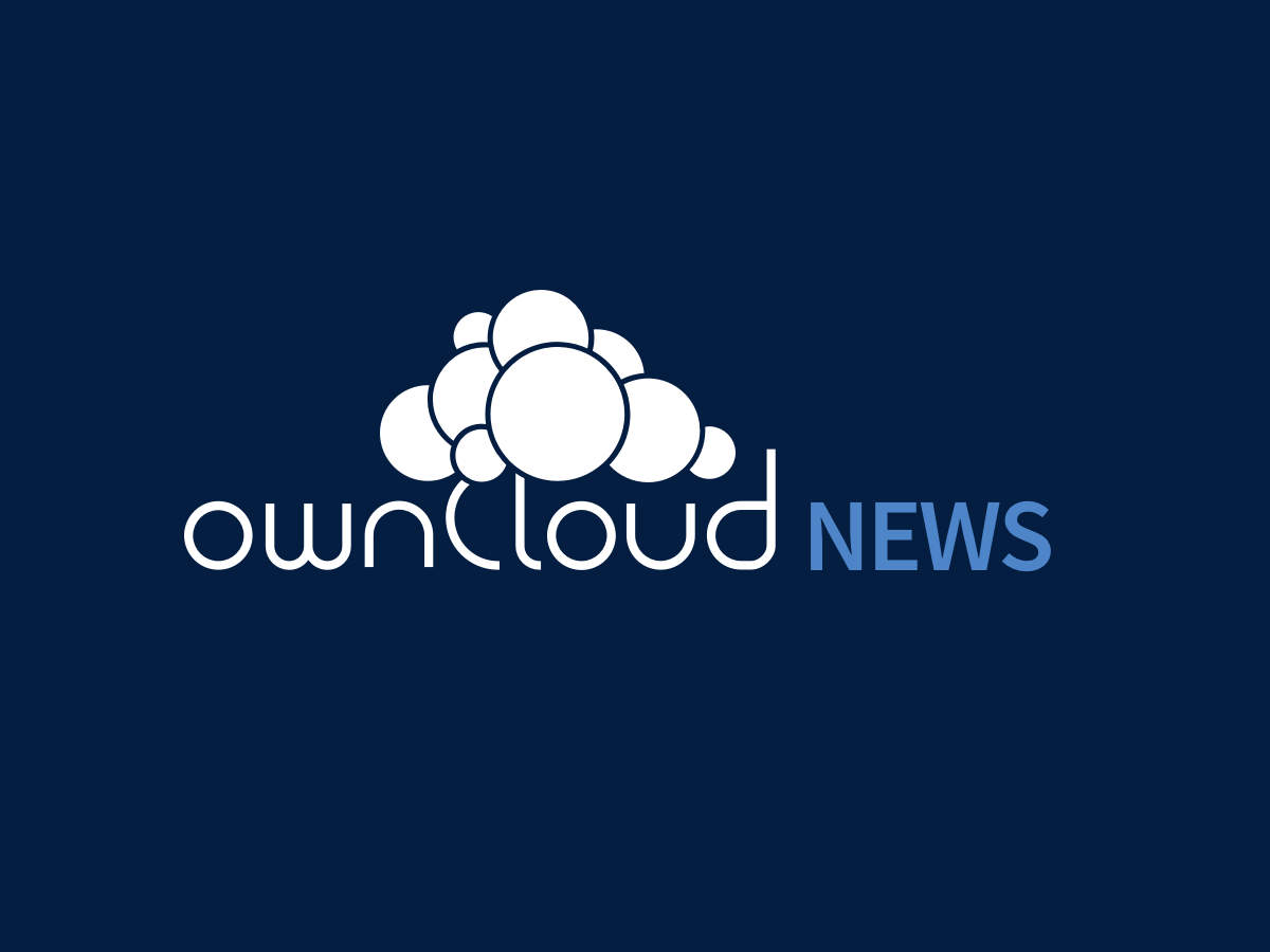ownCloud News
