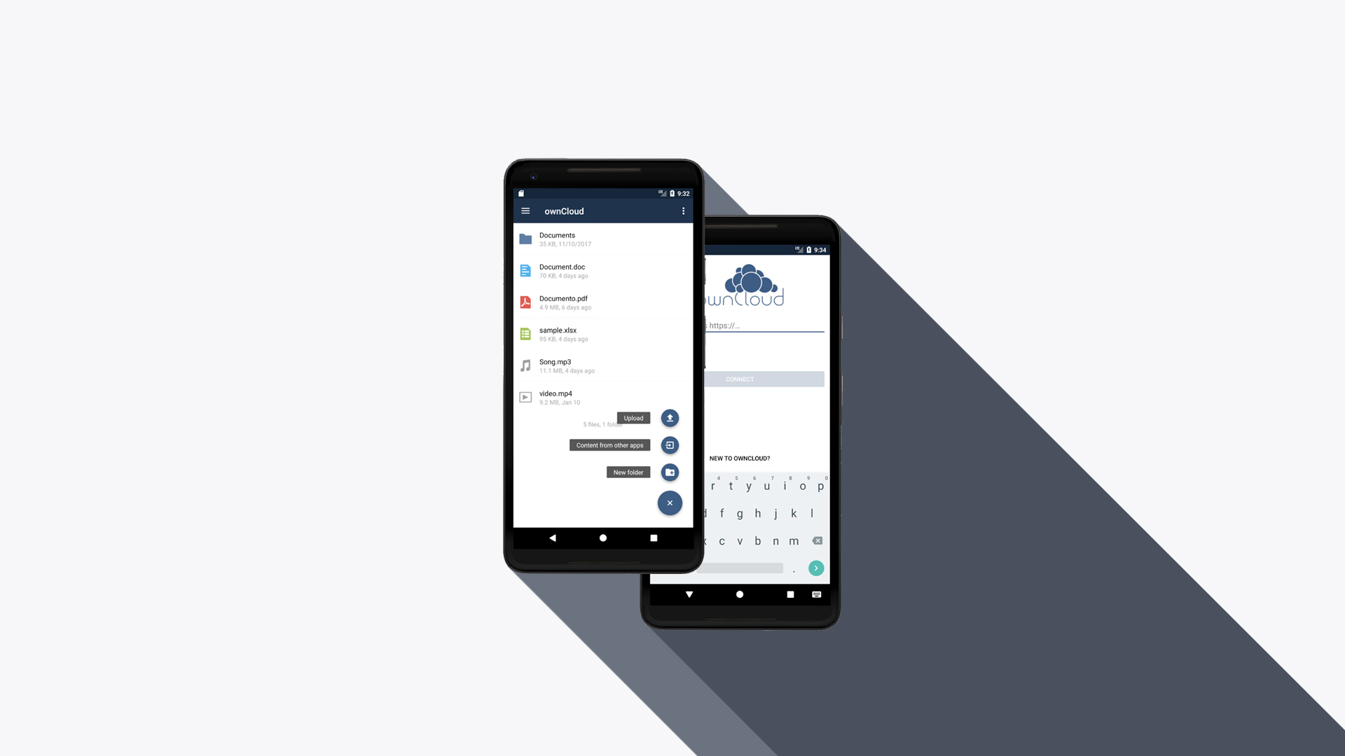 ownCloud Android 2.12 Release – Sharing Rewrite