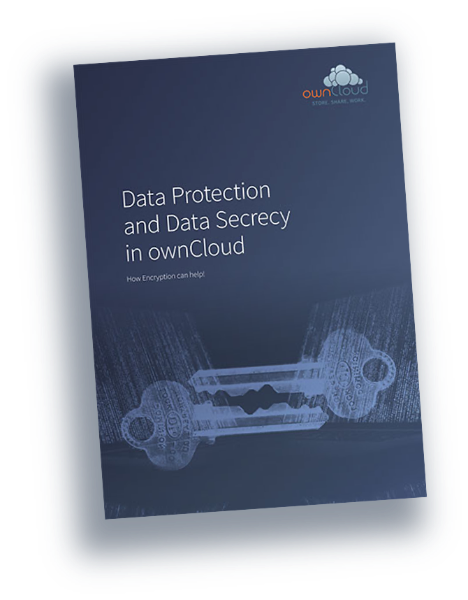 ownCloud Data protection and security whitepaper