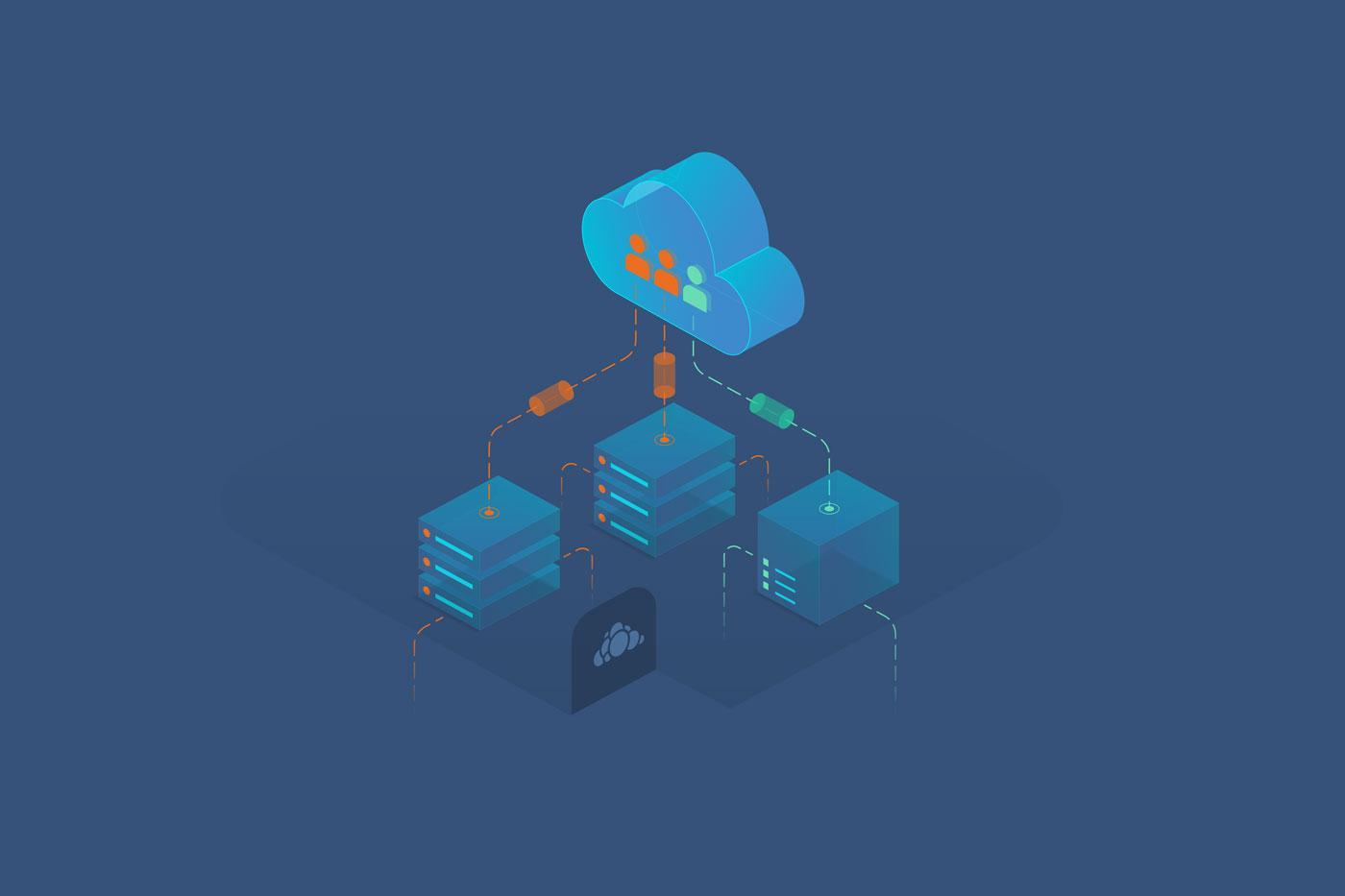 LDAP Active Directory Illustration
