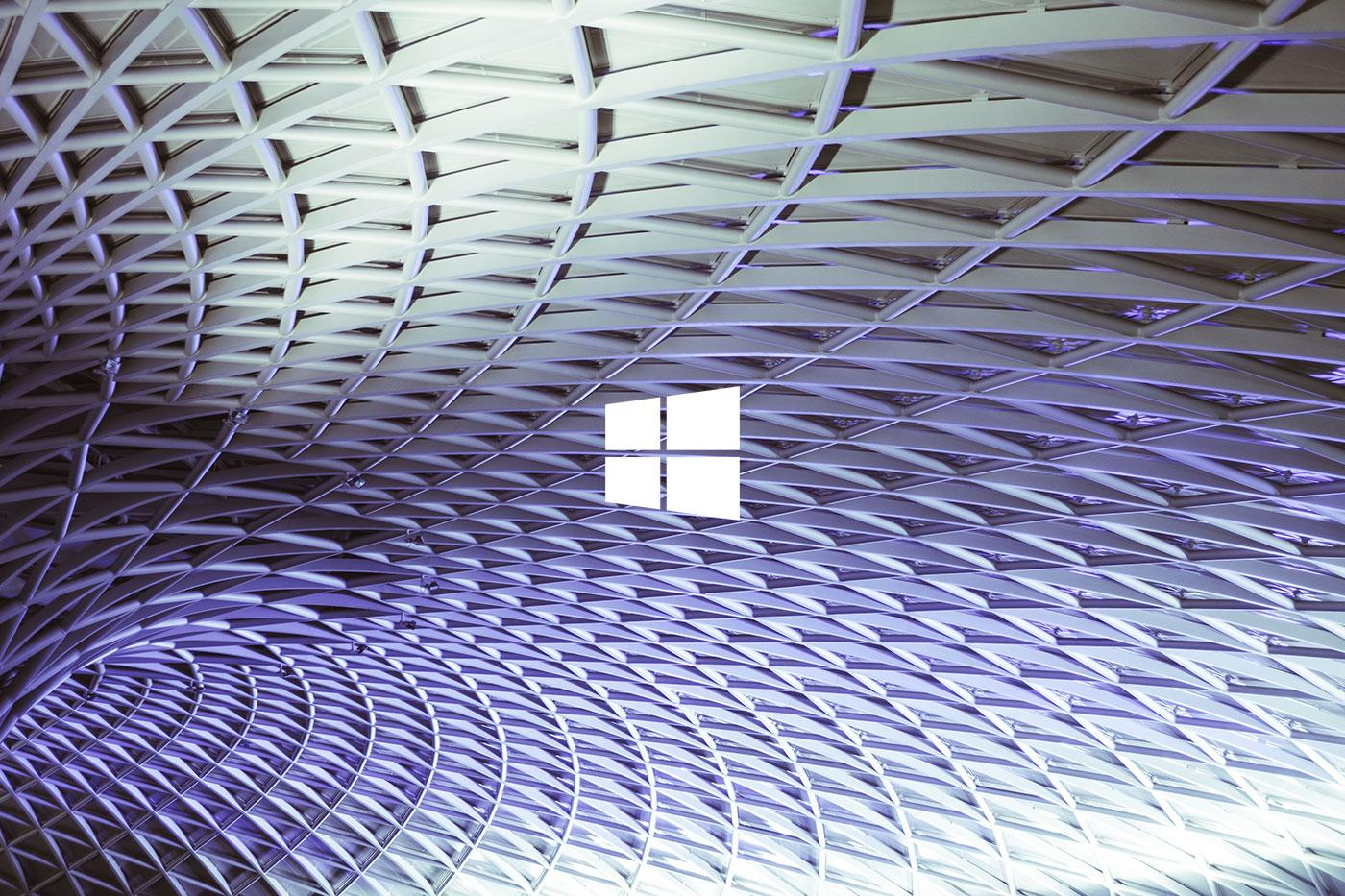 Windows Network Drive Integration Illustration