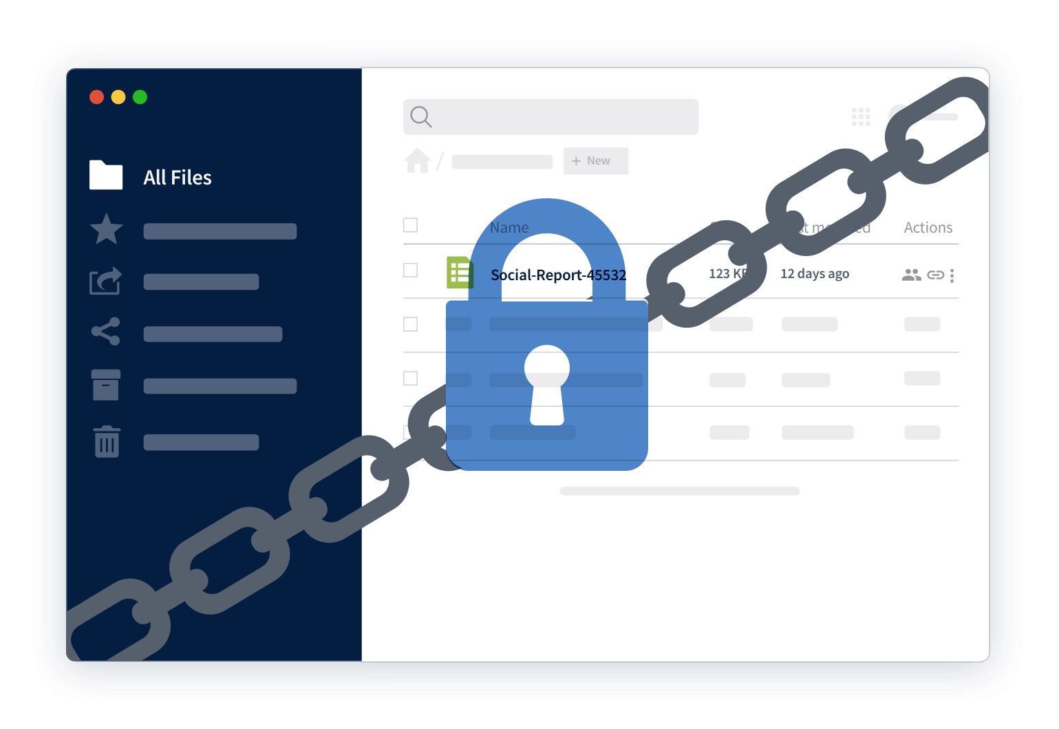 Advanced security for your files and folders with ownCloud
