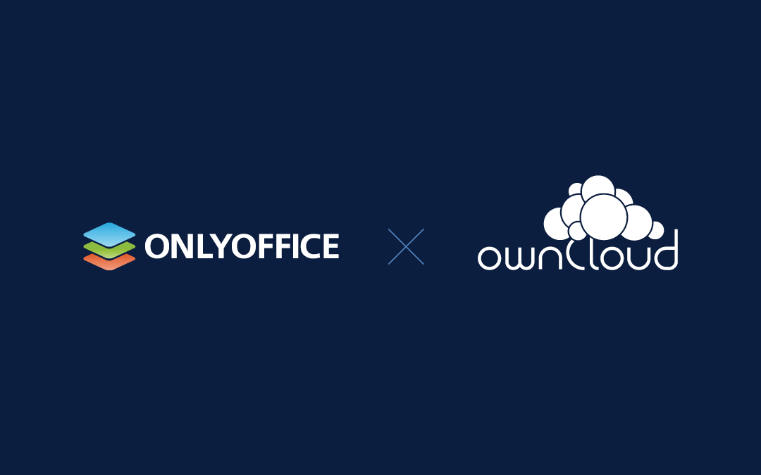 ONLYOFFICE supports ownCloud's new digital collaboration platform
