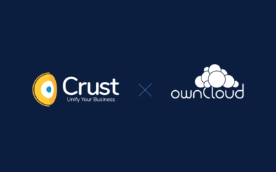 Crust integrates ownCloud into its open source Salesforce alternative