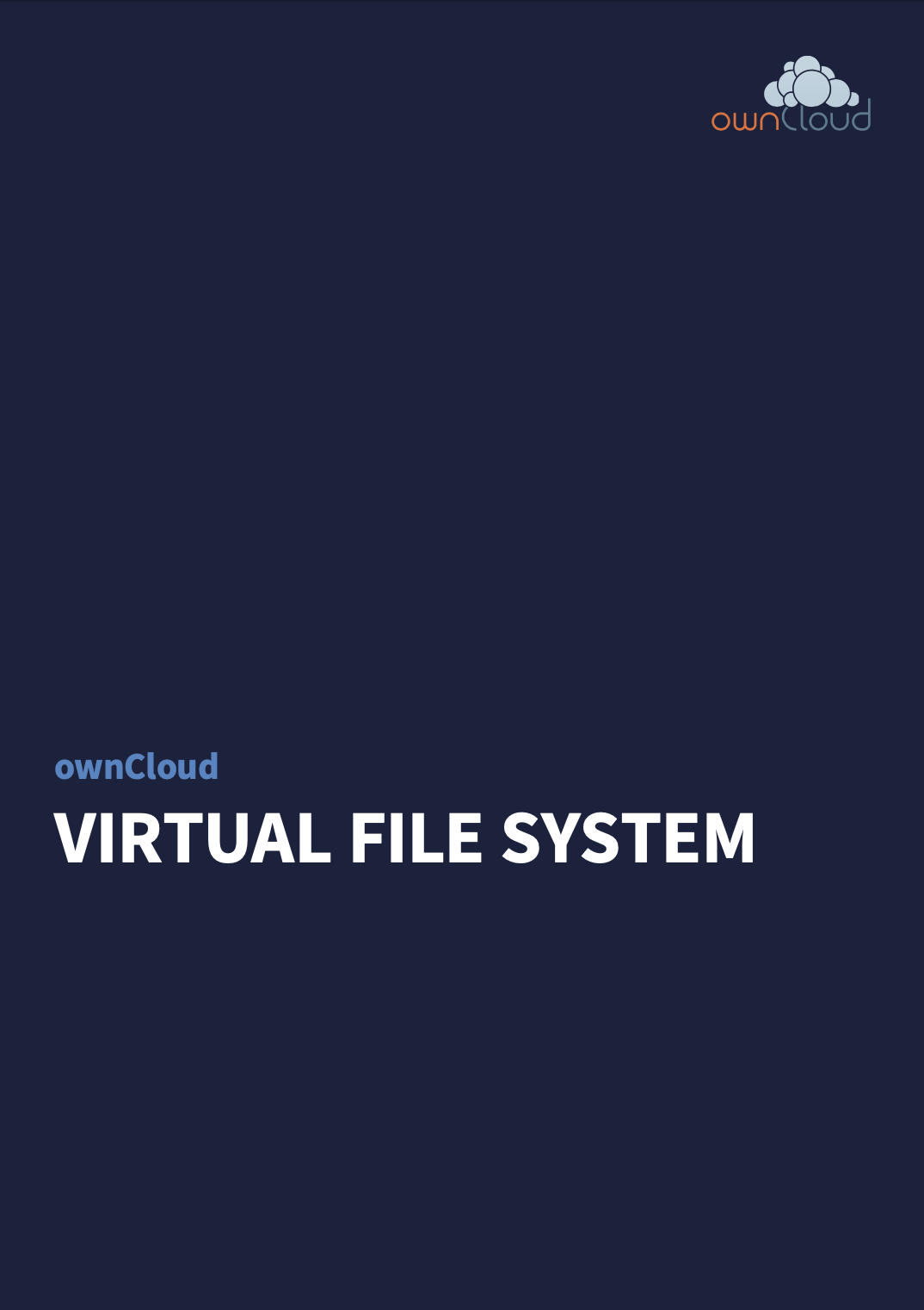 ownCloud Virtual File System