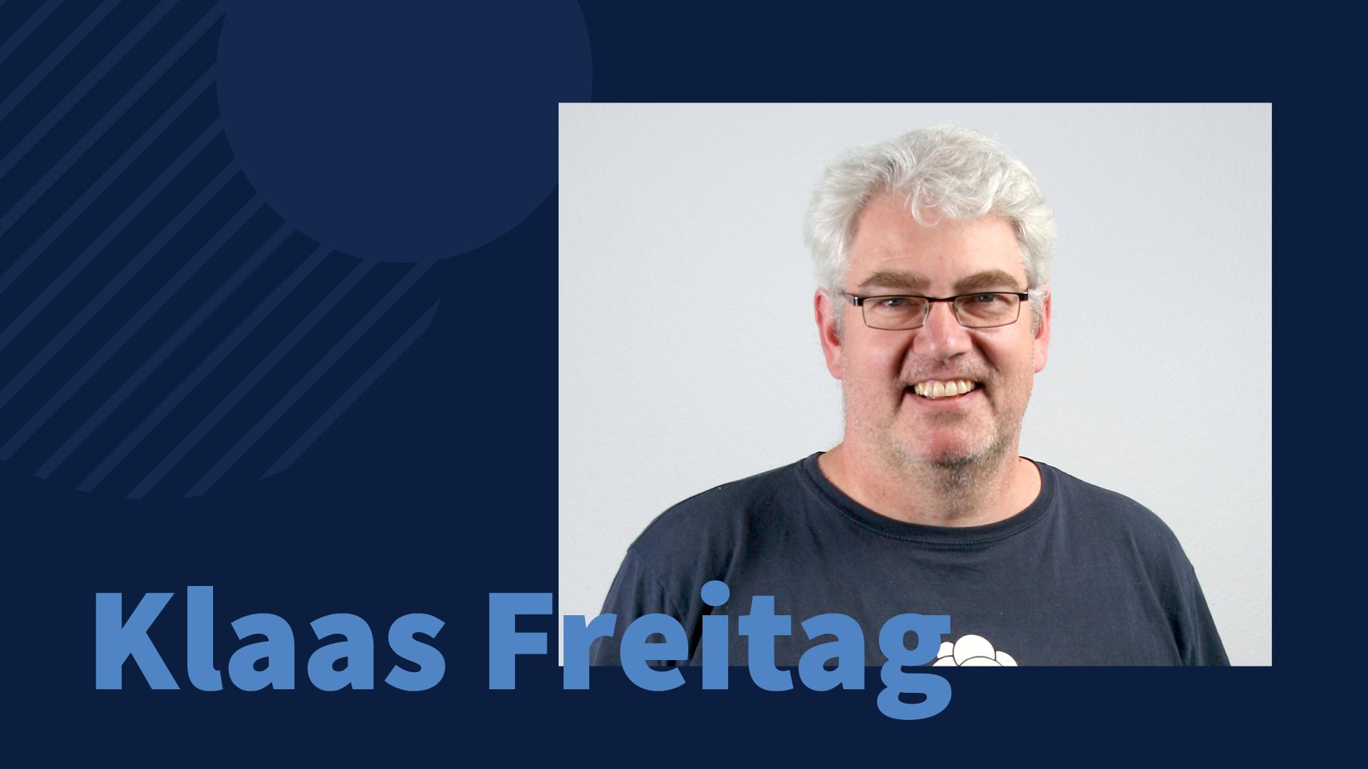 Klaas Freitag, CTO at ownCloud