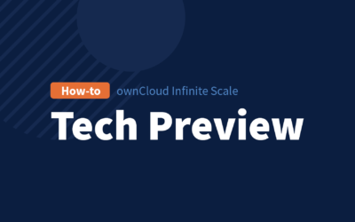 How to install ownCloud Infinite Scale Tech Preview in three easy steps