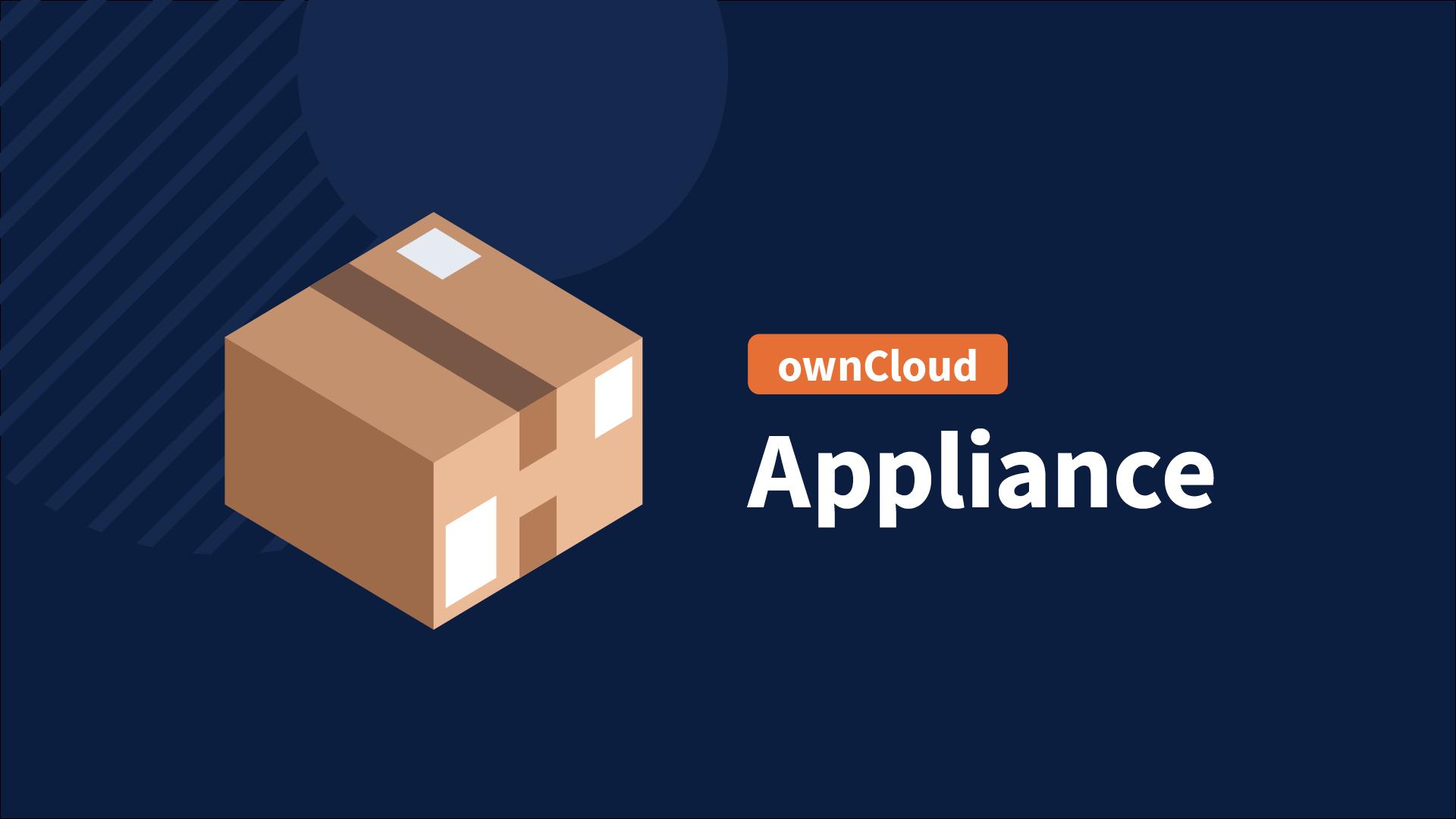 ownCloud Virtual Machine Appliance