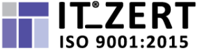 itZert 9001 2015
