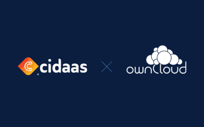 cidaas and ownCloud join forces to deliver secure file collaboration at scale