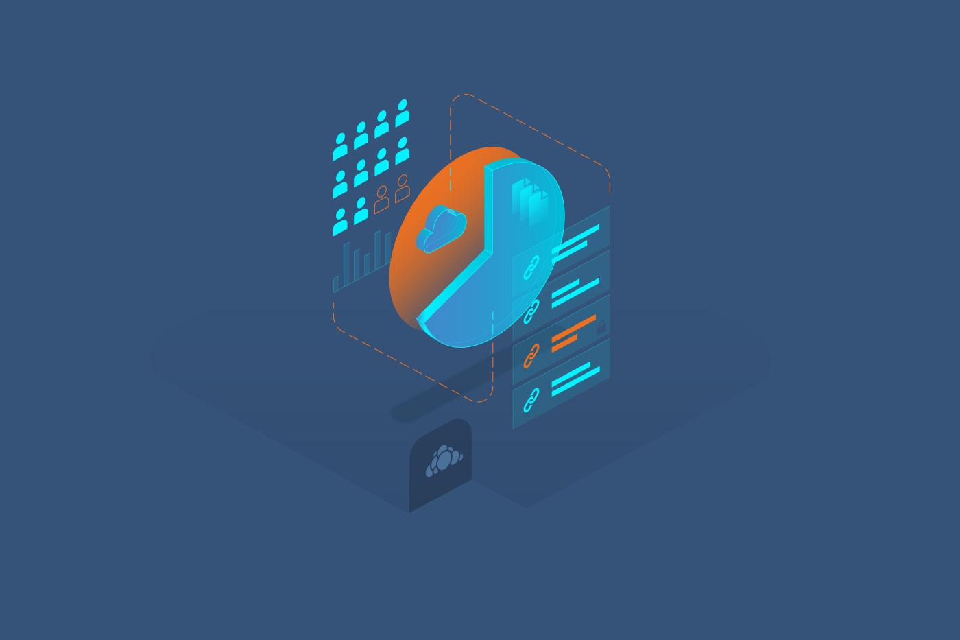 ownCloud Metrics App illustration