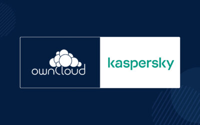ownCloud and Kaspersky to form technology partnership