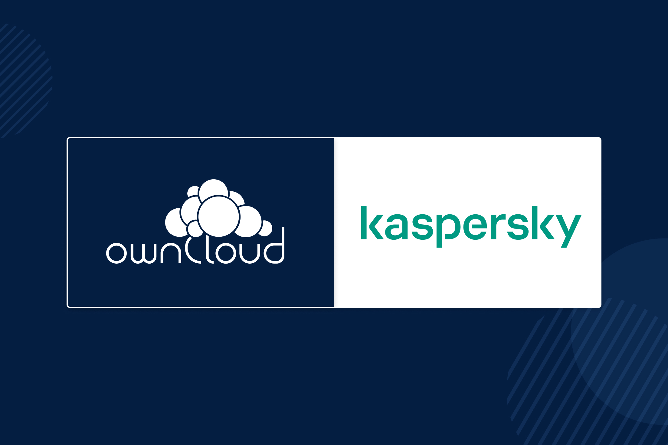 ownCloud and Kaspersky to start Technology partnership
