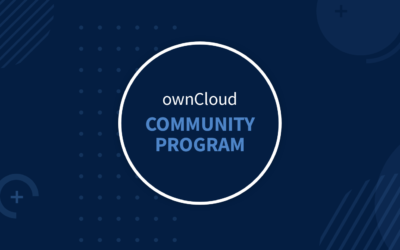 We are launching the ownCloud Community Program!