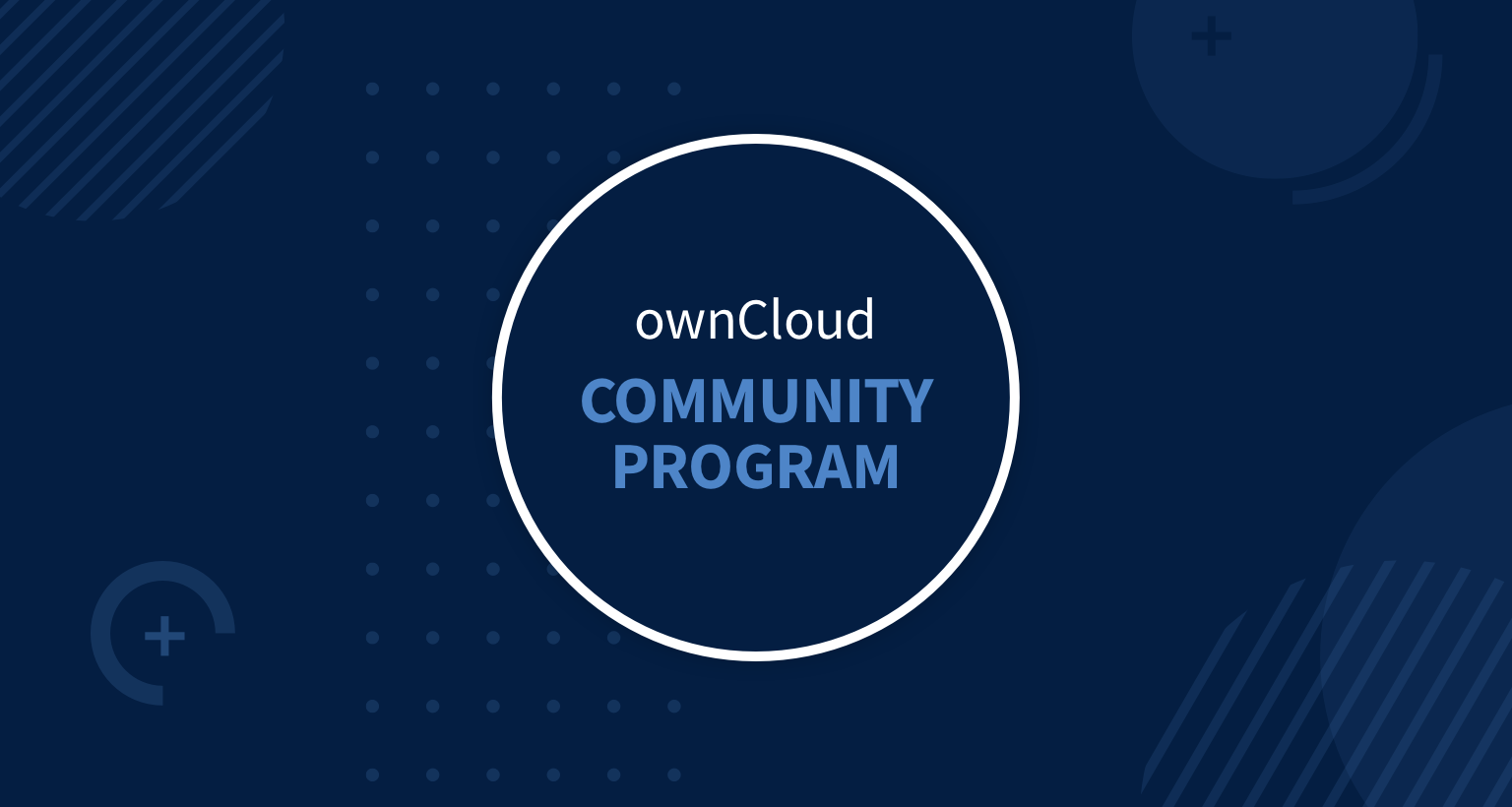ownCloud Community Program