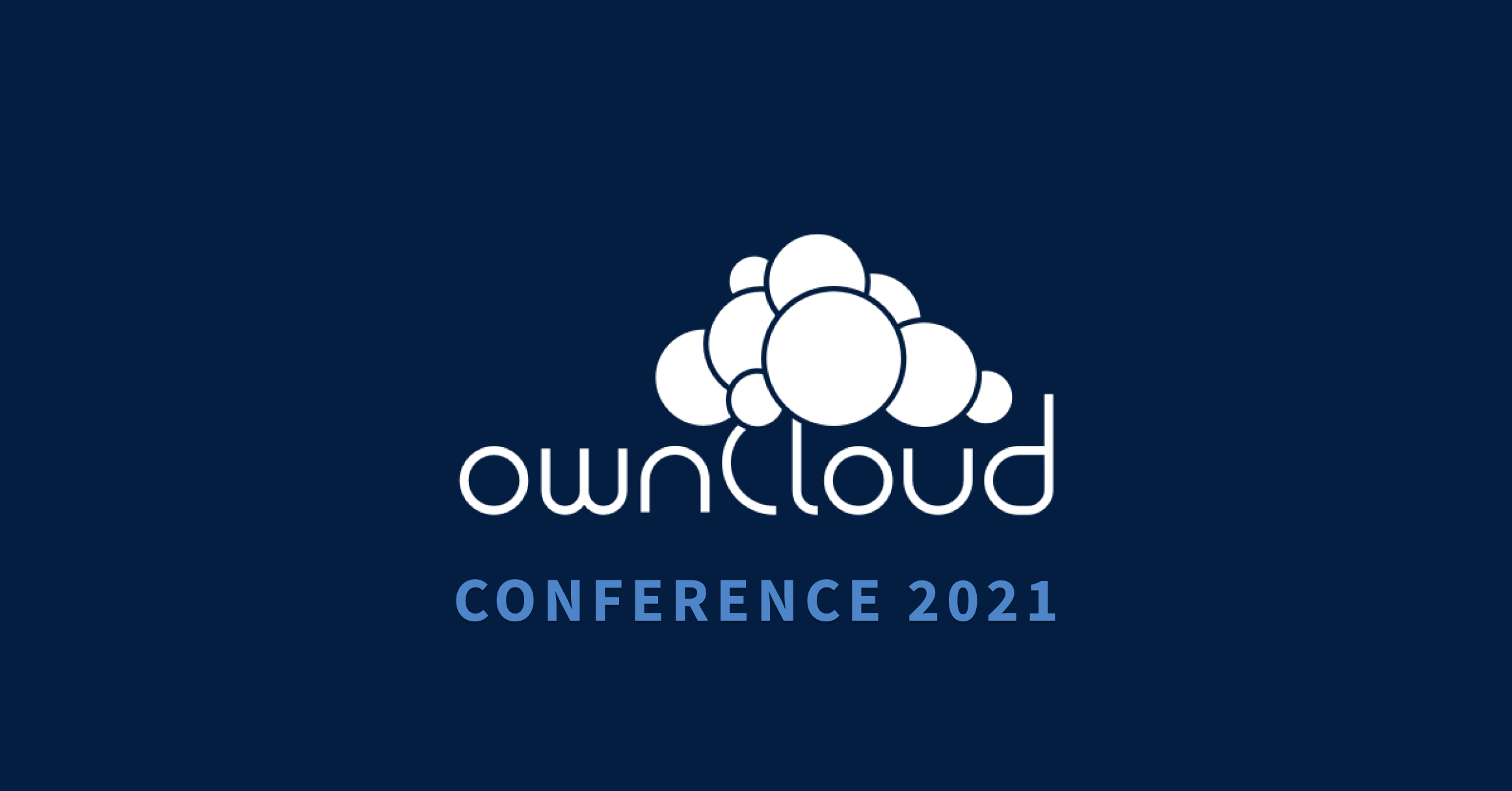 ownCloud Conference 2021